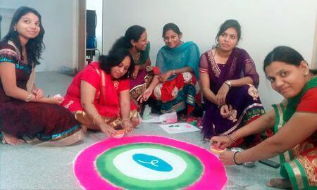 Sankranti Celebrations at Revalsys