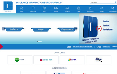 Insurance Information Bureau of India