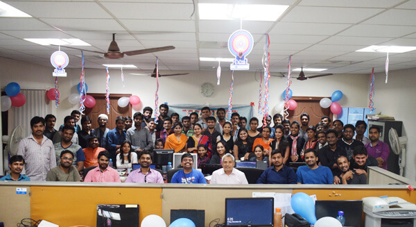 New Year Celebrations At Revalsys